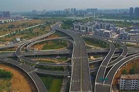 江泉高架快速路工程